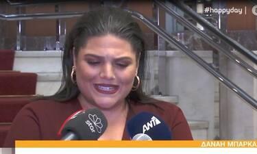 Δανάη Μπάρκα: «Ούρλιαζε η Βίκυ Σταυροπούλου στις 4 τα χαράματα στη βεράντα»- Τι συνέβη;
