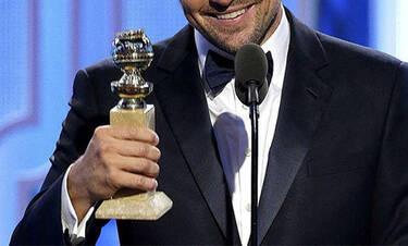 Ο πασίγνωστος ηθοποιός αποκοιμήθηκε την ώρα που έπαιρνε βραβείο!