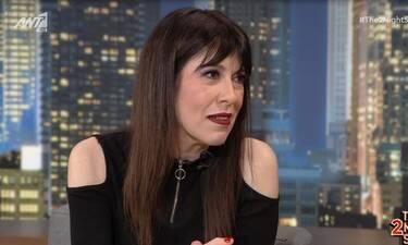 Γαλανοπούλου: Η συγκινητική κίνηση του Σπύρου Παπαδόπουλου στις δύσκολες στιγμές του Σπυριδάκη