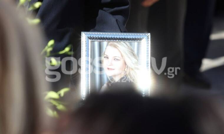 Κηδεία Σοφίας Κοκοσαλάκη: Ο συγκινητικός επικήδειος του θείου της, που έκανε όλους να δακρύσουν