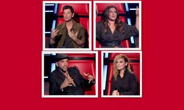 The Voice: Δεν έχει ξαναγίνει! Γύρισε και τις 4 καρέκλες αλλά κανείς δεν καταλάβαινε τι τραγουδούσε