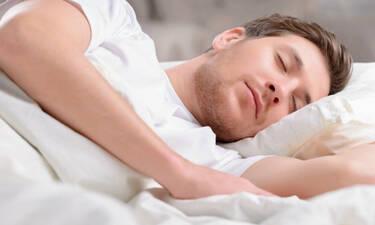 Δεν θα πιστέψεις τι συμβαίνει όταν κοιμάσαι