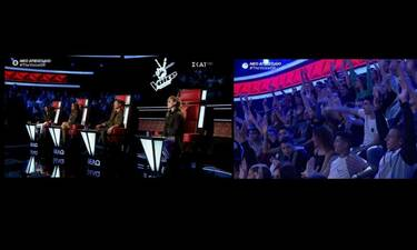 The Voice: Δεν ήξερε σε ποια ομάδα να πάει και ζήτησε τη βοήθεια του κοινού (pics&vid)