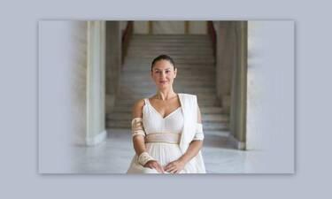 Βαρύ πένθος για την Βερόνικα Αργέντζη – Έφυγε από τη ζωή ο άντρας της (Photos)