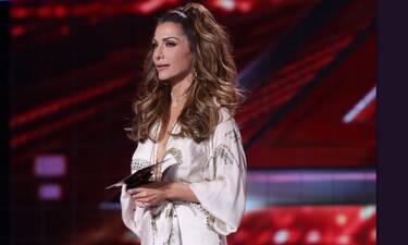 Χ Factor: Κι όμως αυτό κάνει η Δέσποινα Βανδή πριν βγει στη σκηνή του show (video)