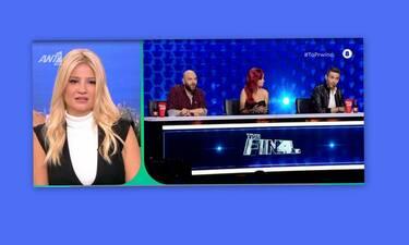 The Final Four: Ηλεκτρισμένη ατμόσφαιρα - Η μπηχτή του Χατζηγιάννη στην Φουρέιρα (Video)