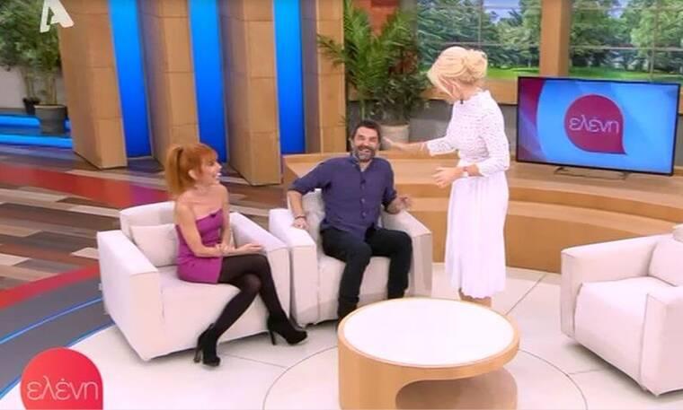 Αλικάκη-Λαγούτης: Η ερώτηση της Ελένης που έφερε αναστάτωση και πήγε σε διαφημίσεις- Τι συνέβη