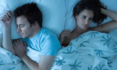 Το κόλπο για να κοιμάσαι καλύτερα