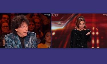 X Factor: Ατύχημα on air για τον Τσαουσόπουλο – Τα έκανε… μούσκεμα (photos-video)