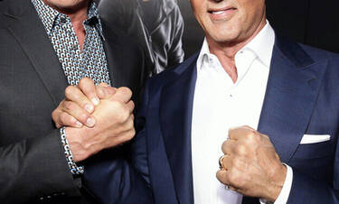 Πάλι τα ίδια: Οι δυο διάσημοι ηθοποιοί είναι και πάλι στα μαχαίρια! (pics)
