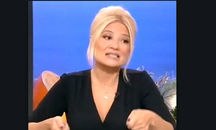 Φαίη Σκορδά: Τα «έβαλε» με τον σκηνοθέτη της: «Είναι ύπουλος» - Το πλάνο που την εξόργισε (Video)