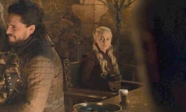 Game of Thrones: Αποκάλυψη! Αυτός ξέχασε το ποτήρι στην μεγαλύτερη γκάφα (pics+vid)