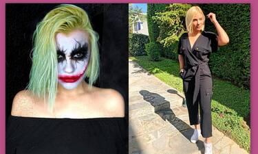 Λάουρα Νάργιες: Έκανε το απόλυτο μακιγιάζ για το Halloween- Δείτε το και κάντε το και εσείς