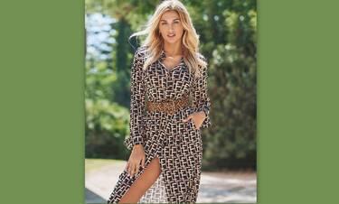 Σπυροπούλου: Έριξε το instagram με τη φώτο της- Ποζάρει άβαφη και φορώντας μόνο το μπουρνούζι της