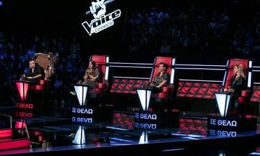 Τηλεθέαση: Θα τρίβετε τα μάτια σας με τα νούμερα που κάνει το The Voice αυτή τη σεζόν!