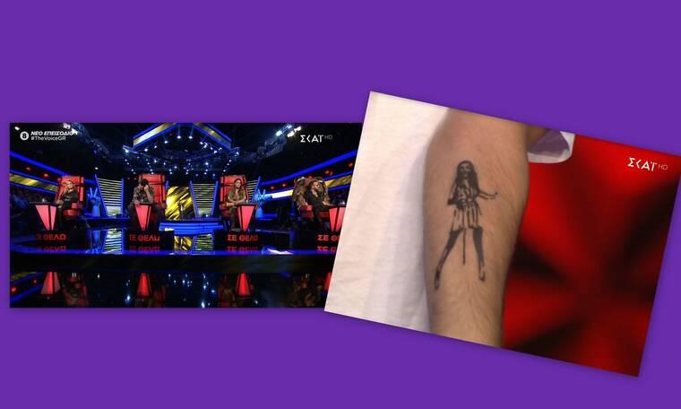 Από το Ελλάδα έχεις ταλέντο στο… Voice! O έρωτάς του για την Παπαρίζου! (Video & Photos)