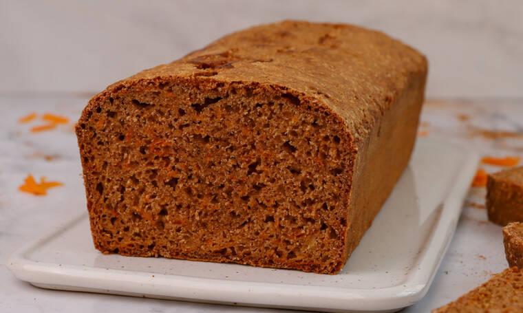 Γλυκό ψωμί κολοκύθας από τον Γιώργο Τσούλη