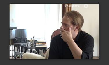 Συγκλονίζει ο Στέφανος Κορκολής: «Αντιμετωπίζω την αρρώστια μου με ψυχραιμία» (Pic-Vid)