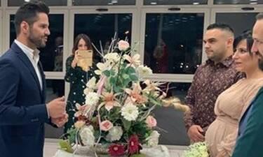 Ο Τσαλίκης πάντρεψε το πρώτο ζευγάρι ως αντιδήμαρχος Περιστερίου! (photos+videos)