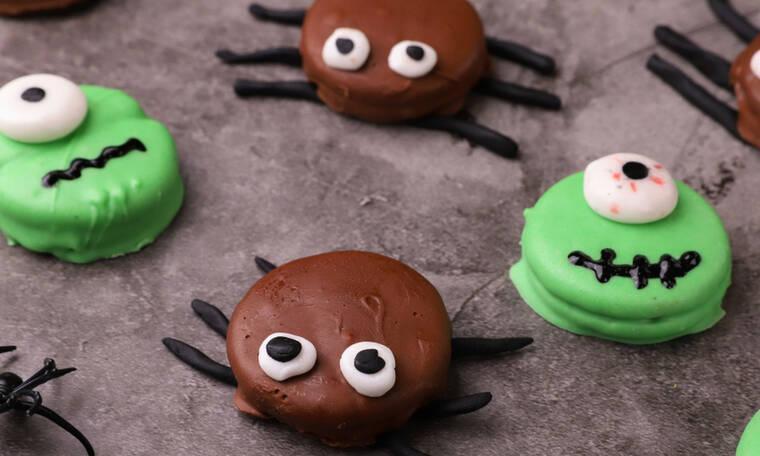 Μπισκότα αράχνη
