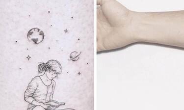 Έχεις ένα από αυτά τα τατουάζ; Τότε σου έχουμε καλά νέα