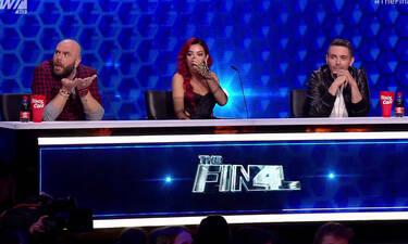 The Final Four: Μεγάλη ανατροπή! Αποχώρησε το μεγάλο φαβορί! Άφωνοι οι κριτές (Pics)