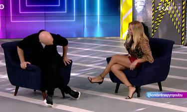 Το sexy σταυροπόδι της Σπυροπούλου και η αλήθεια για το Just the 2 us (photos-video)