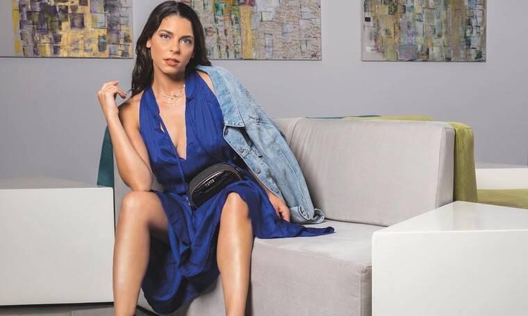 Μυριέλλα Κουρεντή: «Δεν έχω κανένα ταμπού με την τηλεόραση» (photos)