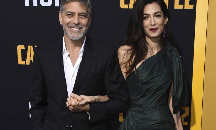 Η σχέση που έχει πια η Amal Clooney με τον George Clooney θα σε ξαφνιάσει