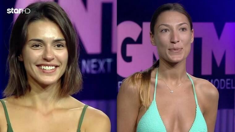 GNTM: Όταν η Μενεγάκη έβαφε την Κάτια και η Μαρτίνα ήταν πωλήτρια στο Shopping Star! (vid+pics)