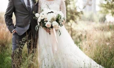 Ηθοποιός «πρόδωσε» τον γάμο της χρονιάς (photos)