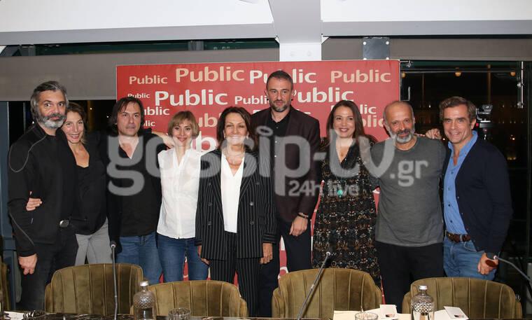 Λόγω τιμής: Όλοι οι πρωταγωνιστές της σειράς στην παρουσίαση του ομώνυμου βιβλίου (photos)