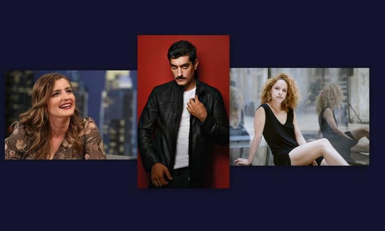 Κίτσου- Τρίγγου- Πανταζάρας: Τρεις τηλεοπτικοί stars γεννιούνται