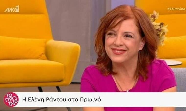 Ελένη Ράντου: Έχασε τόσα κιλά που είναι αγνώριστη! Τόσο που η Σκορδά τής ζήτησε τη διατροφή της!