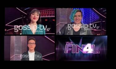 The Final Four: Οι νέοι παίκτες αποκαλύπτονται στην κάμερα του gossip-tv.gr (Videos)