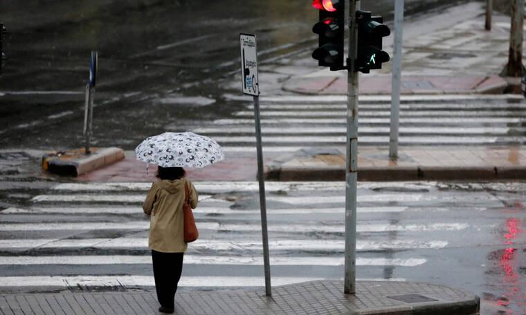 Η ΕΜΥ προειδοποιεί: Ισχυρές καταιγίδες και χαλάζι θα «χτυπήσουν» τη χώρα – Πότε θα σαρώσουν την Αττική