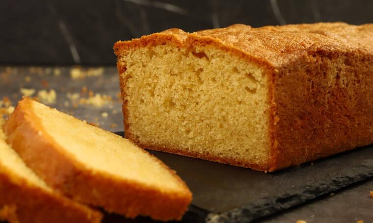 Κέικ βανίλιας μυρωδάτο και αφράτο από τον Γιώργο Τσούλη