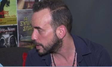 Πάνος Μουζουράκης: Η επική αντίδραση on camera όταν άκουσε το όνομα της Μαρίας Σολωμού (Pics-Vid)