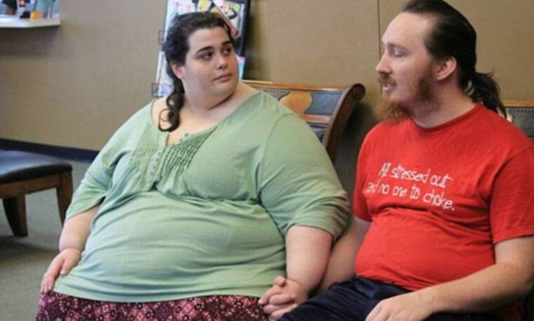 Ζύγιζε 292 κιλά και οι γιατροί της είχαν πει ότι θα πεθάνει! Δεν φαντάζεστε πώς είναι σήμερα! (pics)
