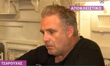 """Πασχάλης Τσαρούχας: «Ήταν να πρωταγωνιστήσω στο """"Κόκκινο ποτάμι"""" αλλά...» (Video)"""