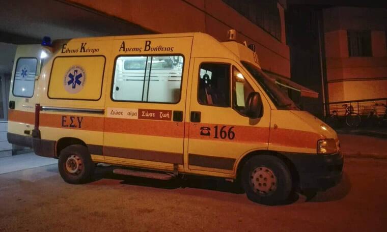 Σάλος στην Εύβοια: Πήγε να πιάσει «στα πράσα» τον σύντροφο της και... κατέληξε στο νοσοκομείο