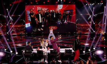 Χ Factor: Ένα μικρό γλέντι για την ονομαστική εορτή του Μιχάλη Τσαουσόπουλου (video)