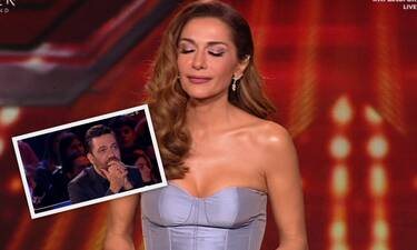 Χ Factor: To συγκινητικό αφιέρωμα στον Γιάννη Σπανό και τα δάκρυα Βανδή - Θεοφάνους (photos-video)
