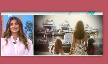 Τσιμτσιλή: Δάκρυσε με τα λόγια των παιδιών της on air ανήμερα της γιορτής της (Photos & Video)