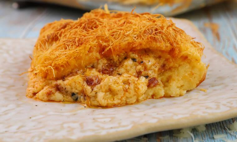 Σουφλέ με κανταΐφι - Μια συνταγή που αξίζει να δοκιμάσεις!