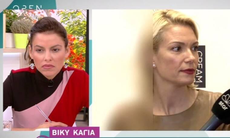 Ευτυχείτε: Έξαλλη η Μέγκι Ντρίο: «Δέχομαι επίθεση από τη Βίκυ Καγιά και δεν ξέρω τον λόγο»(Pics-Vid)