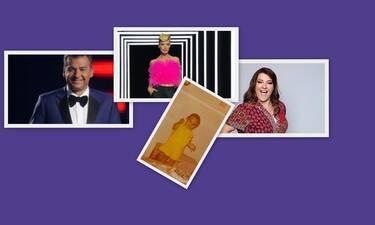 Oι Έλληνες celebrities θυμούνται τα παιδικά τους χρόνια - Oι φωτογραφίες από την παιδική τους ηλικία