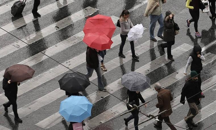Καιρός: Καταιγίδες, χαλάζι και ισχυροί άνεμοι το Σάββατο (09/11) - Πού θα είναι έντονα τα φαινόμενα