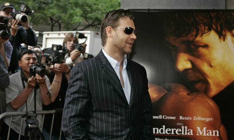 Ράσελ Κρόου: Έγινε αγνώριστος και με παραπανίσια κιλά για έναν ρόλο (pics)
