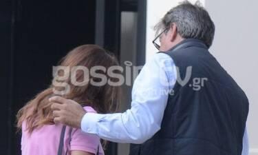 Χριστίνα Αλεξανιάν: Επιτέλους είδαμε τον σύντροφό της! Πρώτη κοινή εμφάνιση (Pics)